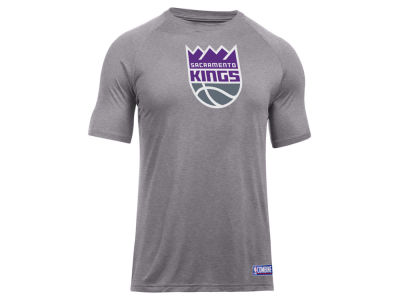 Sacramento Kings Under Armour NBA Men's Primary Logo T-Shirt