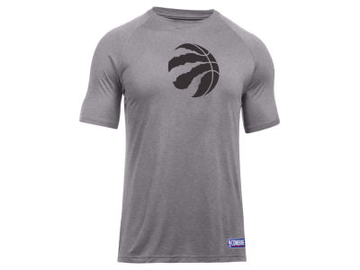 Toronto Raptors Under Armour NBA Men's Primary Logo T-Shirt