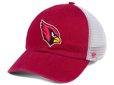 Arizona Cardinals '47 NFL '47 Deep Ball Mesh CLOSER Cap