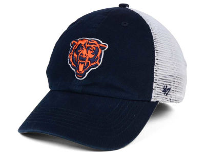 Chicago Bears '47 NFL '47 Deep Ball Mesh CLOSER Cap