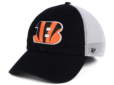 Cincinnati Bengals '47 NFL '47 Deep Ball Mesh CLOSER Cap