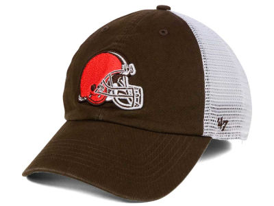 Cleveland Browns '47 NFL '47 Deep Ball Mesh CLOSER Cap