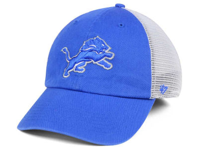 Detroit Lions '47 NFL '47 Deep Ball Mesh CLOSER Cap