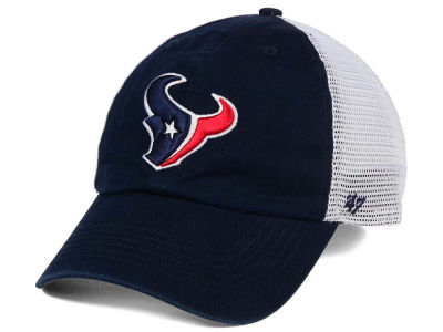 Houston Texans '47 NFL '47 Deep Ball Mesh CLOSER Cap
