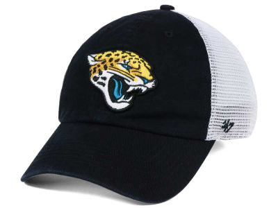 Jacksonville Jaguars '47 NFL '47 Deep Ball Mesh CLOSER Cap