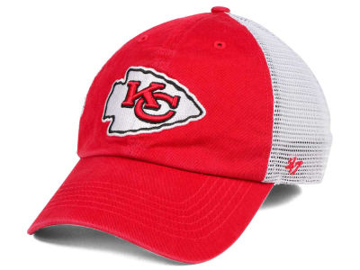 Kansas City Chiefs '47 NFL '47 Deep Ball Mesh CLOSER Cap