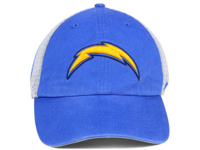 Los Angeles Chargers '47 NFL '47 Deep Ball Mesh CLOSER Cap
