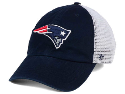 New England Patriots '47 NFL '47 Deep Ball Mesh CLOSER Cap