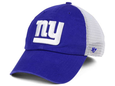 New York Giants '47 NFL '47 Deep Ball Mesh CLOSER Cap