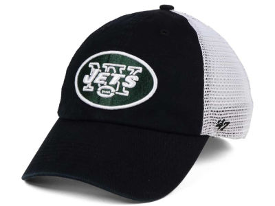 New York Jets '47 NFL '47 Deep Ball Mesh CLOSER Cap