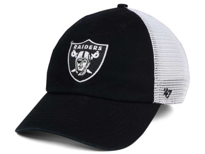 Oakland Raiders '47 NFL '47 Deep Ball Mesh CLOSER Cap