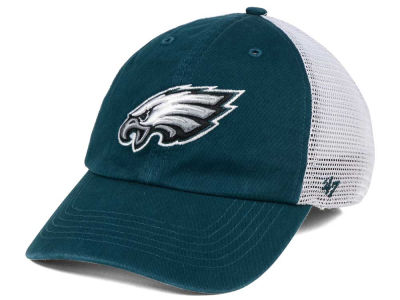 Philadelphia Eagles '47 NFL '47 Deep Ball Mesh CLOSER Cap