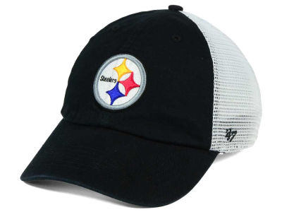 Pittsburgh Steelers '47 NFL '47 Deep Ball Mesh CLOSER Cap