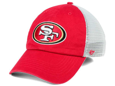 San Francisco 49ers '47 NFL '47 Deep Ball Mesh CLOSER Cap