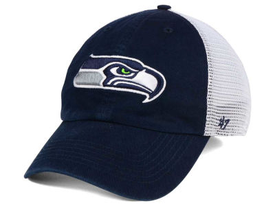 Seattle Seahawks '47 NFL '47 Deep Ball Mesh CLOSER Cap