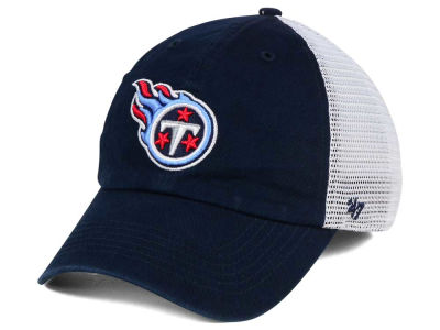 Tennessee Titans '47 NFL '47 Deep Ball Mesh CLOSER Cap