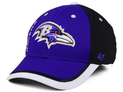 Baltimore Ravens '47 NFL '47 Crash Line Contender Flex Cap