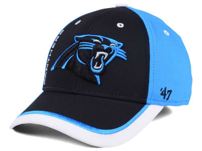 Carolina Panthers '47 NFL '47 Crash Line Contender Flex Cap