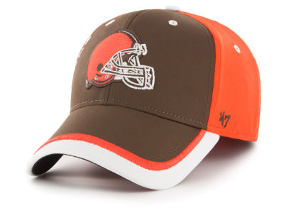 Cleveland Browns '47 NFL '47 Crash Line Contender Flex Cap