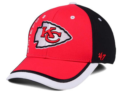 Kansas City Chiefs '47 NFL '47 Crash Line Contender Flex Cap