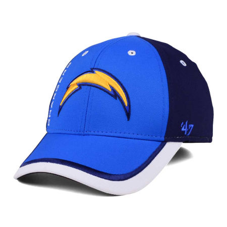 Los Angeles Chargers '47 NFL '47 Crash Line Contender Flex Cap
