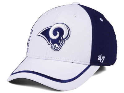 Los Angeles Rams '47 NFL '47 Crash Line Contender Flex Cap