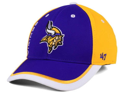 Minnesota Vikings '47 NFL '47 Crash Line Contender Flex Cap