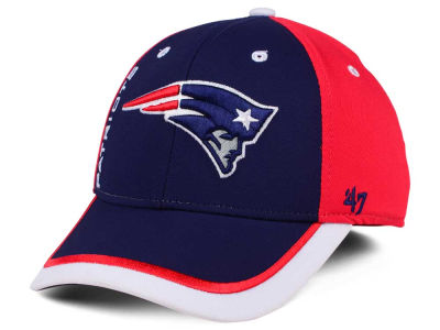 New England Patriots '47 NFL '47 Crash Line Contender Flex Cap