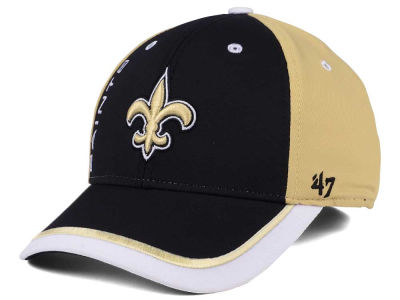 New Orleans Saints '47 NFL '47 Crash Line Contender Flex Cap