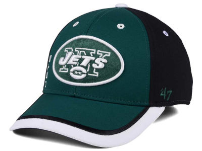 New York Jets '47 NFL '47 Crash Line Contender Flex Cap