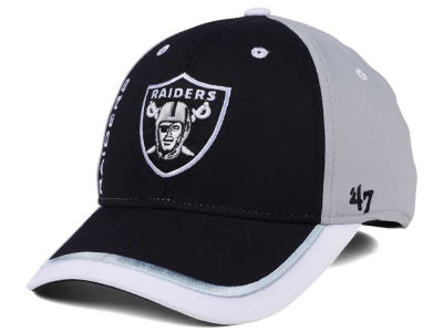 Oakland Raiders '47 NFL '47 Crash Line Contender Flex Cap