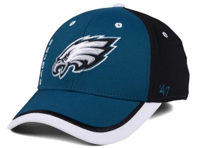 Philadelphia Eagles '47 NFL '47 Crash Line Contender Flex Cap