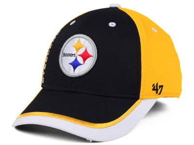Pittsburgh Steelers '47 NFL '47 Crash Line Contender Flex Cap