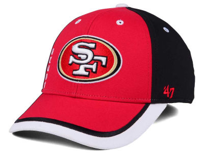 San Francisco 49ers '47 NFL '47 Crash Line Contender Flex Cap