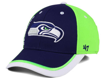 Seattle Seahawks '47 NFL '47 Crash Line Contender Flex Cap