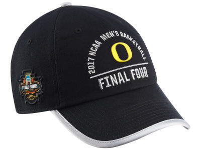 Oregon Ducks Nike NCAA 2017 Regional Basketball Champs Cap