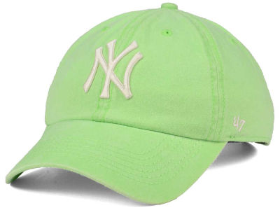 New York Yankees '47 MLB Summerland CLEAN UP Cap
