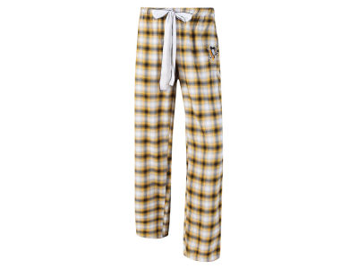 Pittsburgh Penguins Concept Sports NHL Women's Forge Flannel Pant