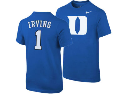 Duke Blue Devils Kyrie Irving Nike NCAA Youth Future Start Replica T-Shirt