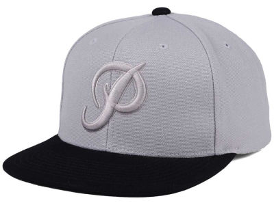 Primitive Apparel Classic P Canvas Snapback Cap