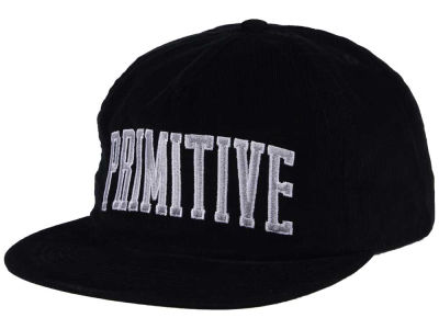 Primitive Apparel Premium Cord  Unstructured Snapback Cap