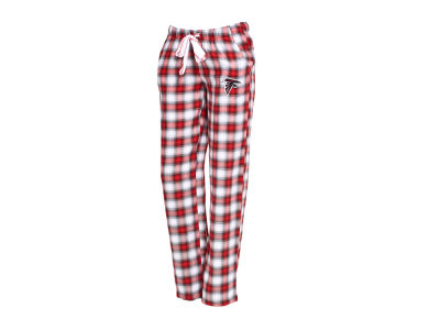 Atlanta Falcons Concept Sports NFL Women's Forge Flannel Pant