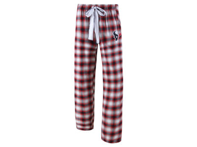 Houston Texans NFL Women's Forge Flannel Pant