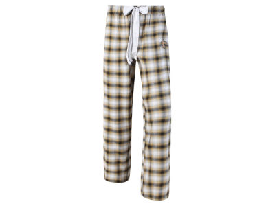 New Orleans Saints Concept Sports NFL Women's Forge Flannel Pant
