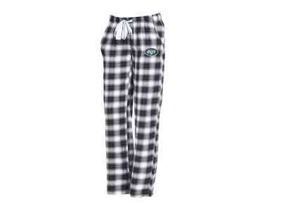 New York Jets Concept Sports NFL Women's Forge Flannel Pant