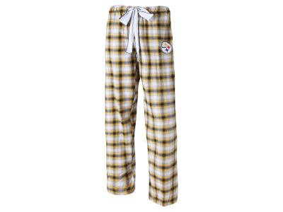 Pittsburgh Steelers NFL Women's Forge Flannel Pant