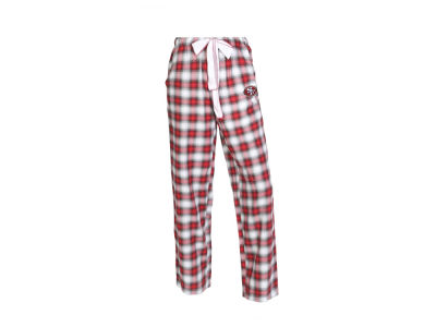 San Francisco 49ers NFL Women's Forge Flannel Pant