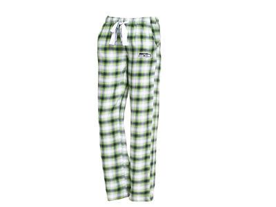 Seattle Seahawks NFL Women's Forge Flannel Pant