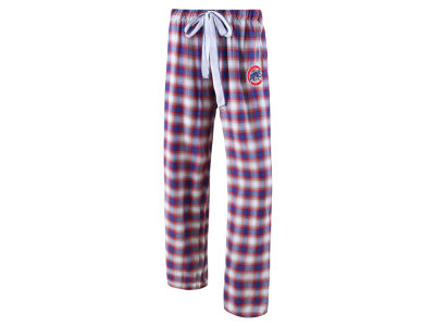 Chicago Cubs MLB Women's Forge Flannel Pant