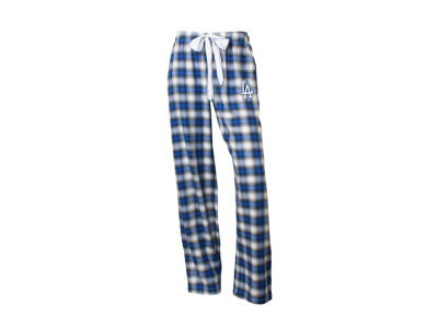 Los Angeles Dodgers Concept Sports MLB Women's Forge Flannel Pant